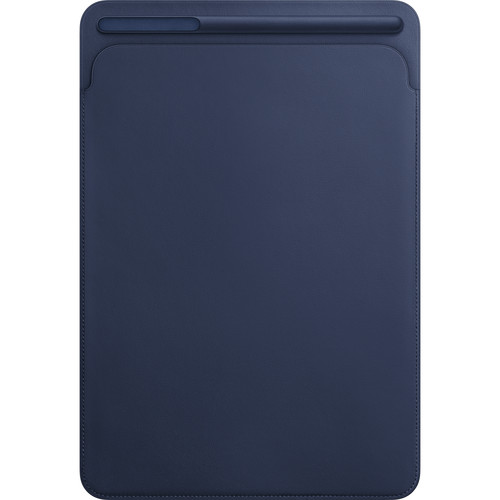 "Apple Leather Sleeve for 10.5"" iPad Pro (Midnight Blue)"