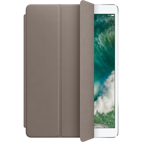 "Apple Leather Smart Cover for 10.5"" iPad Pro (Taupe)"
