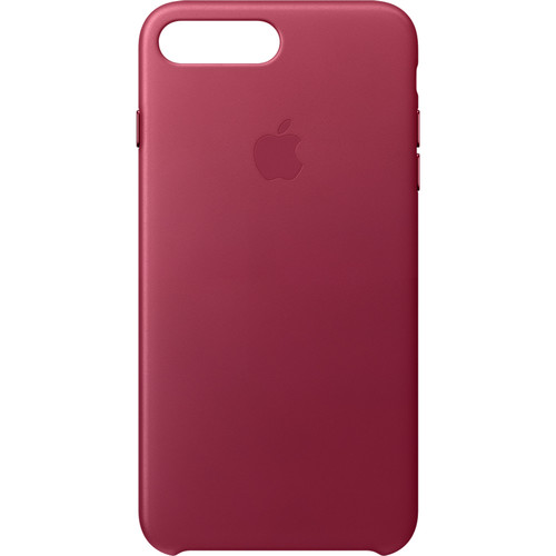 Apple iPhone 7 Plus Leather Case (Berry)