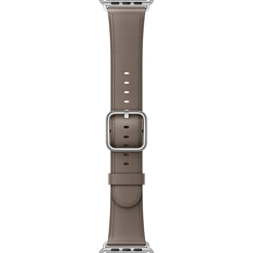 Apple Watch Classic Buckle Band (38mm, Taupe)