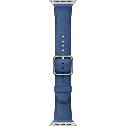 Apple Watch Classic Buckle Band (38mm, Sapphire)