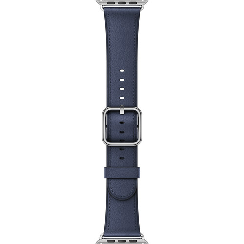 Apple Watch Classic Buckle Band (42mm, Midnight Blue)