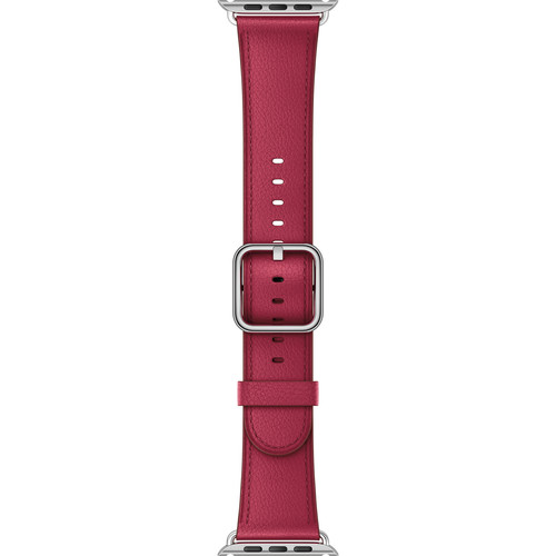 Apple Watch Classic Buckle Band (42mm, Berry)