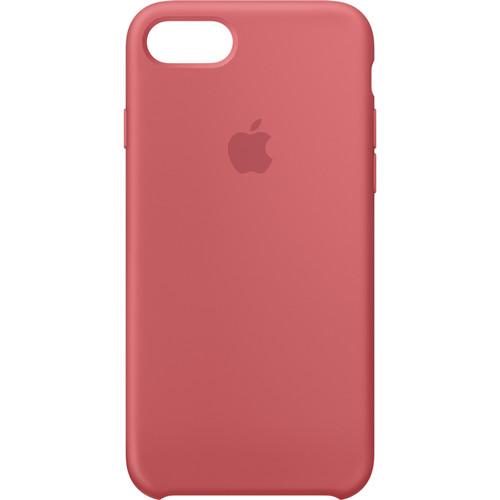 Apple iPhone 7 Silicone Case (Camellia)