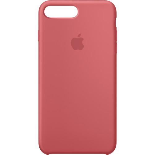 Apple iPhone 7 Plus Silicone Case (Camellia)