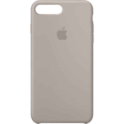 Apple iPhone 7 Plus Silicone Case (Pebble)
