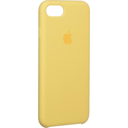 Apple iPhone 7 Silicone Case (Pollen)