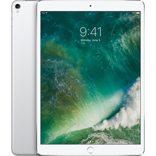 "Apple 10.5"" iPad Pro (64GB, Wi-Fi, Silver)"
