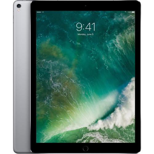 "Apple 12.9"" iPad Pro (Mid 2017, 64GB, Wi-Fi + 4G LTE, Space Gray)"