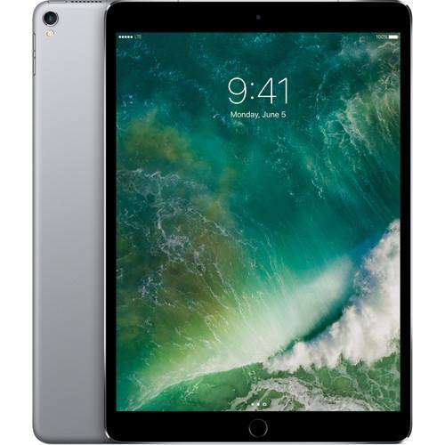 "Apple 10.5"" iPad Pro (64GB, Wi-Fi + 4G LTE, Space Gray)"
