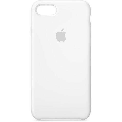 Apple iPhone 7/8 Silicone Case (White)