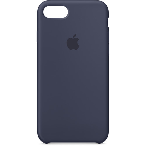 Apple iPhone 7/8 Silicone Case (Midnight Blue)