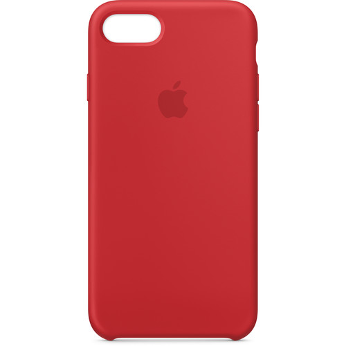 Apple iPhone 7/8 Silicone Case ((PRODUCT)RED)