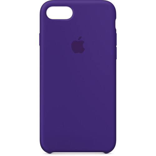 Apple iPhone 7/8 Silicone Case (Ultra Violet)
