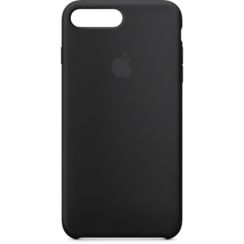 Apple iPhone 7 Plus/8 Plus Silicone Case (Black)