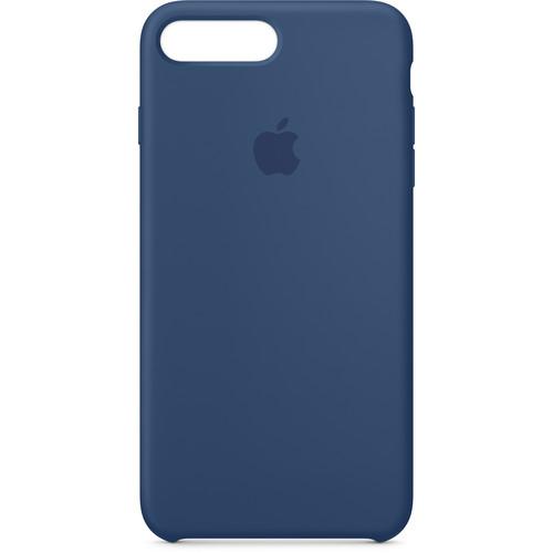 Apple iPhone 8 Plus/7 Plus Silicone Case (Blue Cobalt)