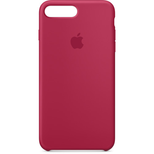 Apple iPhone 7 Plus/8 Plus Silicone Case (Rose Red)