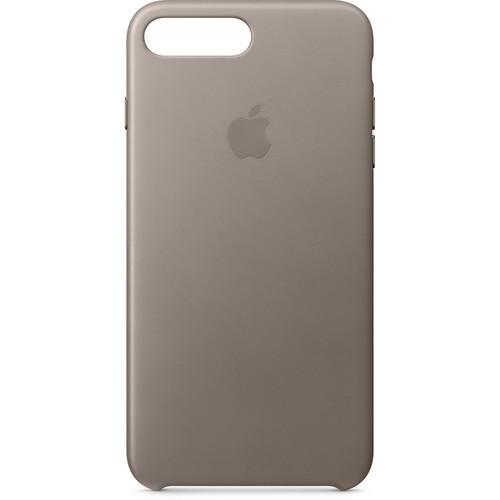 Apple iPhone 7 Plus/8 Plus Leather Case (Taupe)