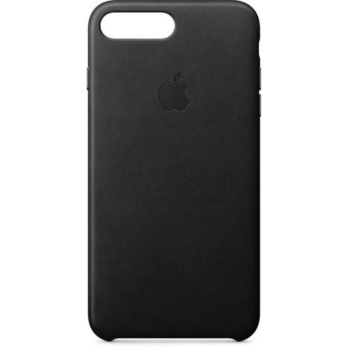 Apple iPhone 8 Plus/7 Plus Leather Case (Black)