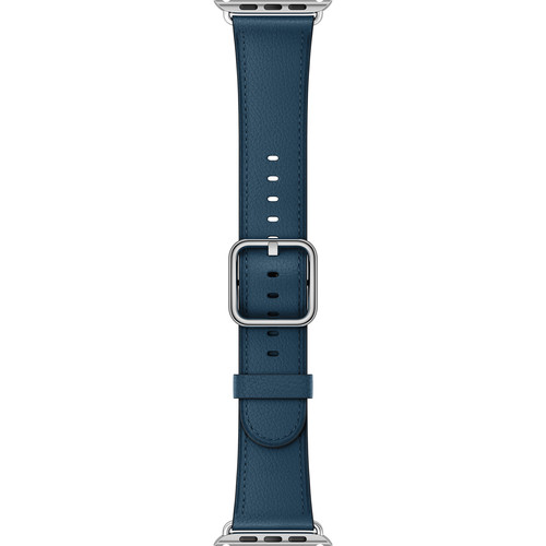 Apple Watch Classic Buckle Band (38mm, Cosmos Blue)
