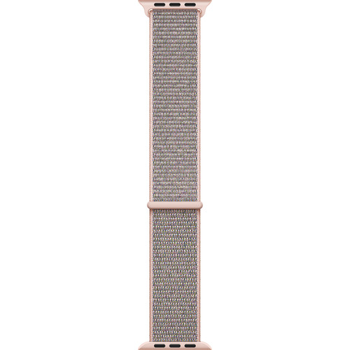 Apple Watch Sport Loop Band (42mm, Pink Sand)