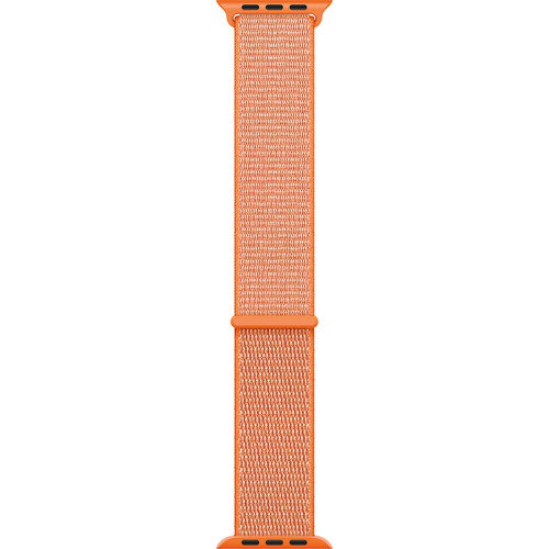 Apple Watch Sport Loop Band (42mm, Spicy Orange)