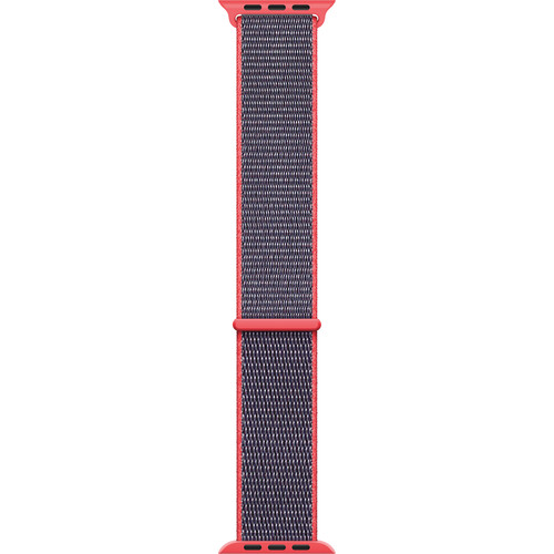Apple Watch Sport Loop Band (42mm, Electric Pink)
