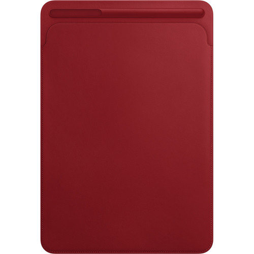 """Apple Leather Sleeve for 10.5"""" iPad Pro ((PRODUCT)RED)"""