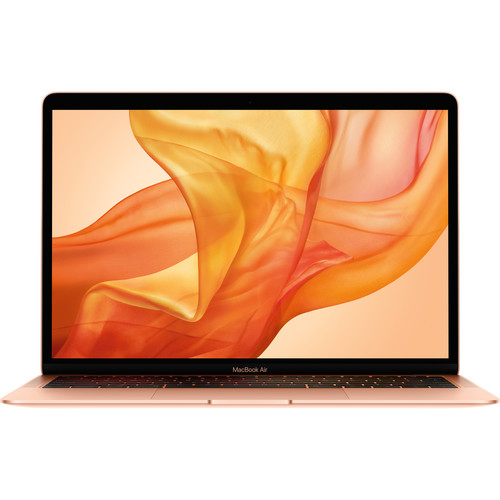 "Apple 13.3"" MacBook Air with Retina Display (Late 2018, Gold)"
