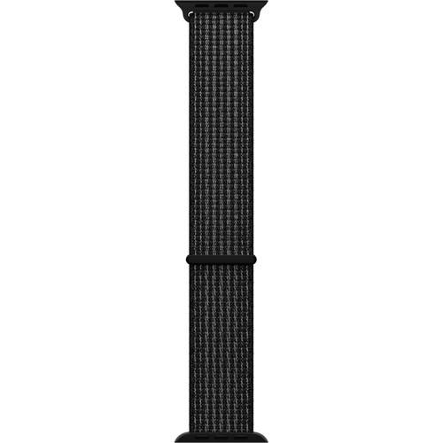 Apple Watch Sport Loop Band (42mm/44mm, Black, Large)