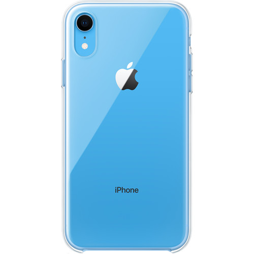 Apple iPhone XR Clear Case