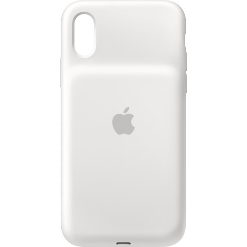 Apple iPhone XS Smart Battery Case (White)