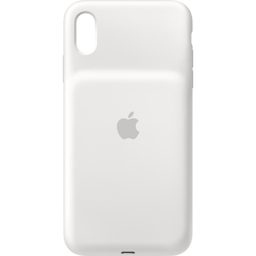 Apple iPhone XS Max Smart Battery Case (White)