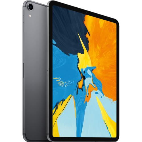 """Apple 11"""" iPad Pro (Late 2018, 512GB, Wi-Fi + 4G LTE, Space Gray)"""