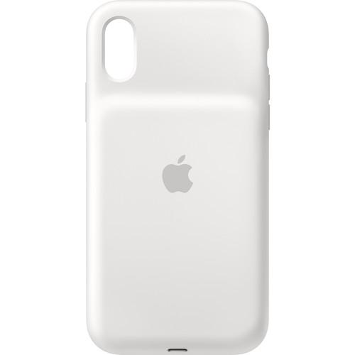 Apple iPhone XR Smart Battery Case (White)