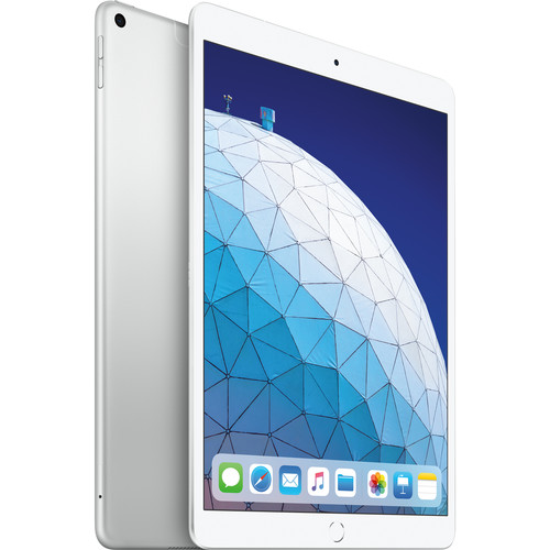 "Apple 10.5"" iPad Air (Early 2019, 64GB, Wi-Fi + 4G LTE, Silver)"