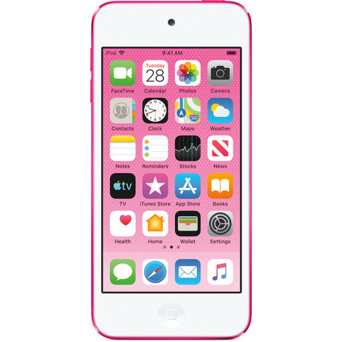 Apple 128GB iPod touch (7th Generation, Pink)