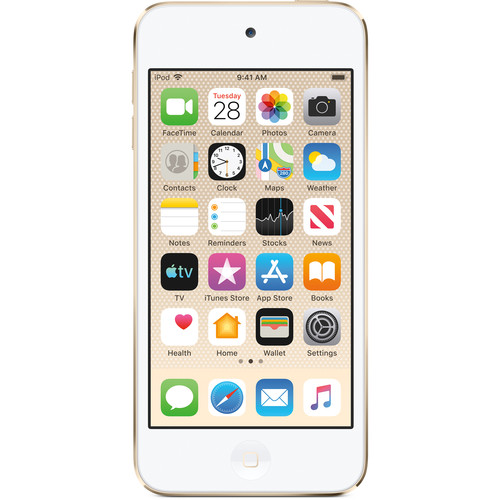 Apple 128GB iPod touch (7th Generation, Gold)