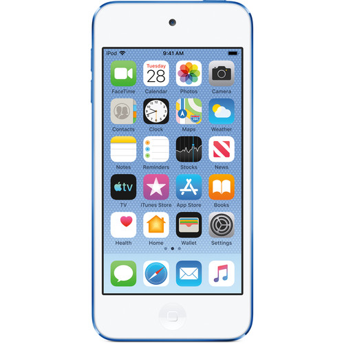 Apple 128GB iPod touch (7th Generation, Blue)