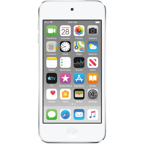 Apple 128GB iPod touch (7th Generation, Silver)