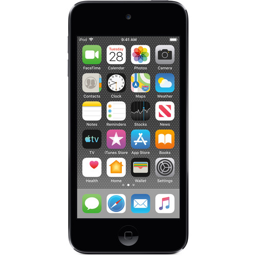 Apple 128GB iPod touch (7th Generation, Space Gray)
