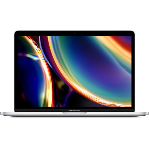 "Apple 13.3"" MacBook Pro with Retina Display (Mid 2020, Silver)"