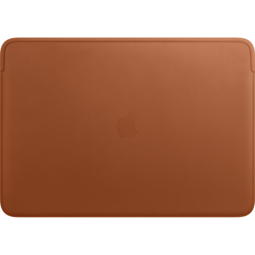 "Apple Leather Sleeve for 16"" MacBook Pro (Saddle Brown)"