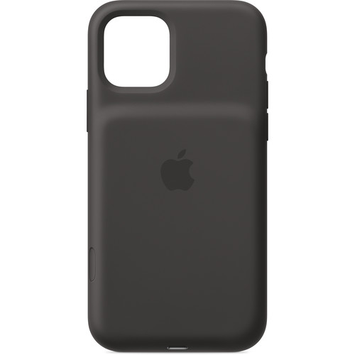 Apple Smart Battery Case with Wireless Charging for iPhone 11 Pro (Black)