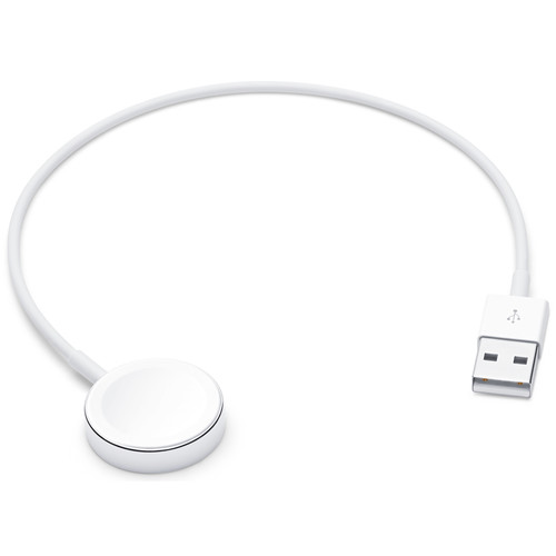 Apple Watch Magnetic Charger to USB Type-A Cable (1')