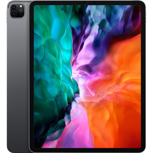 "Apple 12.9"" iPad Pro (Early 2020, 256GB, Wi-Fi Only, Space Gray)"