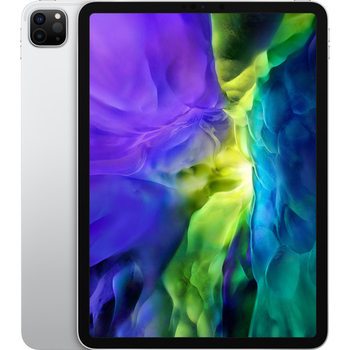 """Apple 11"""" iPad Pro (Early 2020, 128GB, Wi-Fi Only, Silver)"""