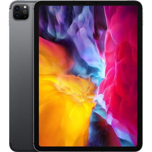 "Apple 11"" iPad Pro (Early 2020, 128GB, Wi-Fi + 4G LTE, Space Gray)"