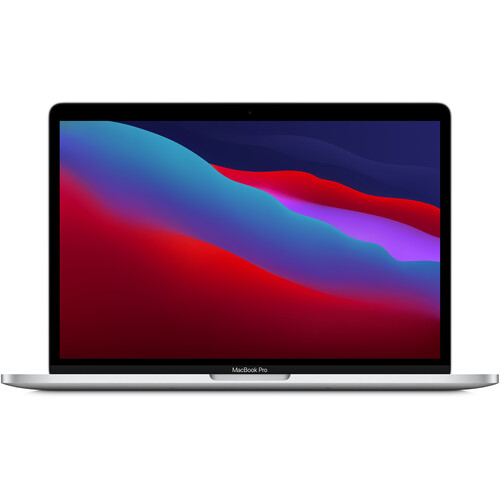 """Apple 13.3"""" MacBook Pro M1 Chip with Retina Display (Late 2020, Silver)"""