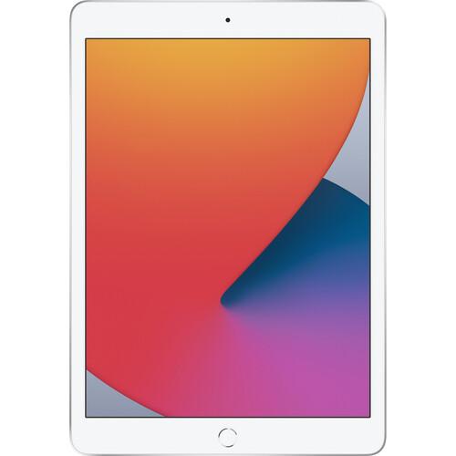 "Apple 10.2"" iPad (8th Gen, 128GB, Wi-Fi Only, Silver)"